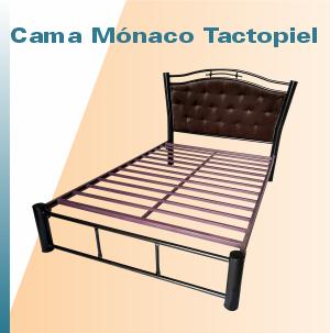 Cama Mónaco Tactopiel